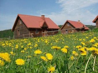 Caloroczne Domki W Gorach Tanio