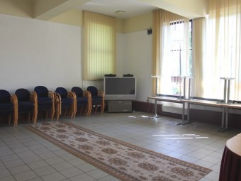 """Ośrodek Konferencyjno-Wypoczynkowy """"CIS"""""""