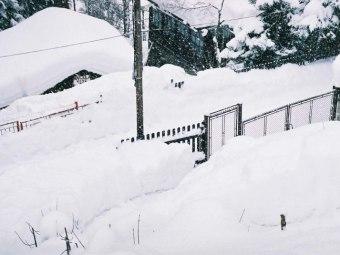 Zima w Wiśle