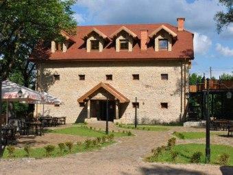 Restauracja Spichlerz Dworski