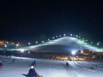 Nasz stok narciarski