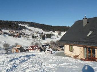 Boże Narodzenie na nartach