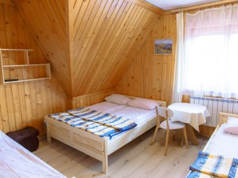 Pokoje u Kamińskich od 29.08 pokoje 30-50zł/os BON