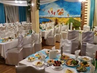 Pokoje restauracja Błękitna Laguna