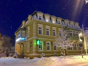 Kudowa Zdrój Pensjonat Hotel Spa