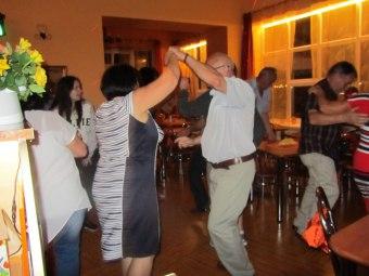 Integracyjna impreza taneczna