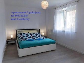 """Pokoje gościnne """"Błękitny Brzeg"""" 3 min. od morza"""