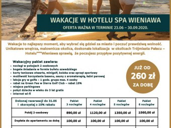Hotel **** Wieniawa SPA & Wellness