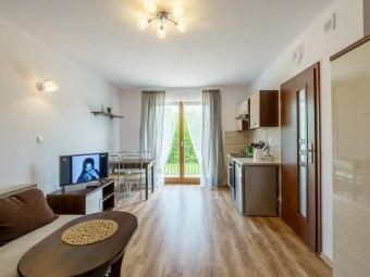 Apartamenty NCNK Mierzeja Park / Leśny Zaułek