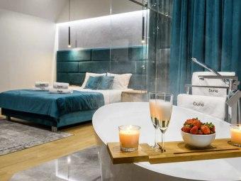 Pokoje, Noclegi, Apartamenty Dune Resort Łeba